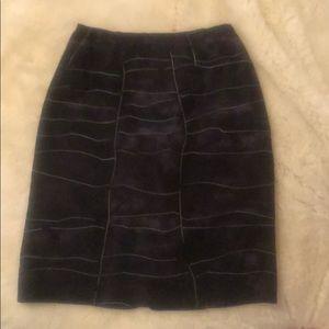 Prada skirt contemporary pencil  US Small